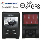 "A119S 2.0"" Super Capacitor Novatek 96660 HD 1080p GPS Car Dashcam Camera DVR"