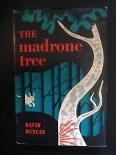 Vintage Hardback The Madrone Tree David Duncan 1949 Book Club Edition