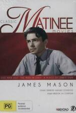 Classic Matinee Movies James Mason DVD MINT Old Stock PAL Region 4