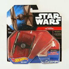 Hot Wheels Star Wars First Order Tie Fighter