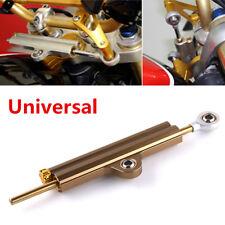 Motorcycle Integrated CNC Steering Damper Stabilizer For Yamaha Suzuki Honda BMW