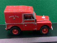 OXFORD RAILWAY SCALE 1:76 LAND ROVER 88 - ROYAL MAIL - 76LAN188004 Boxed