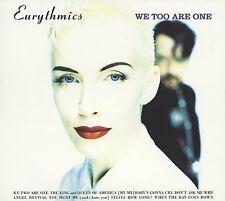 We Too Are One [Digipak] by Eurythmics (CD, Nov-2005, RCA)