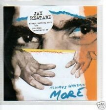 (P416) Jay Reatard, Always Wanting More - DJ CD