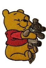 WINNIE the Pooh + TEDDY-ricamate/patch/Badge-Nuovo - #9092 - aufbügler