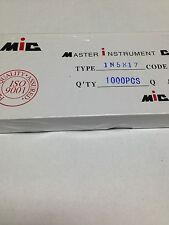 1N5817 Diode VISHAY MIC DO-41 50 pcs