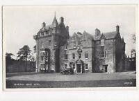 Dryburgh Abbey Hotel Vintage Postcard  198a