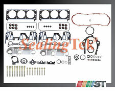 Fit 95-99 GM 3100 3.1L 189 V6 M #2 Engine Full Gasket Set w/ Bolts Kit cylinder