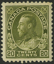 Canada   1912  Unitrade # 119c  VF+ - Mint Lightly Hinged