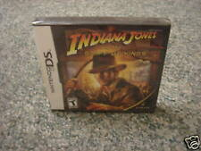 Indiana Jones and the Staff of Kings  (Nintendo DS, ...
