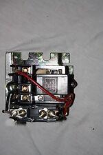 NOS Rockwell Motor Starter Relay  509-TOXD  AB Allen Bradley  120V 6110010359228