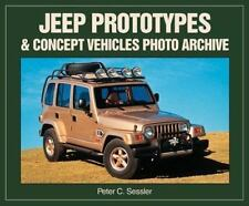 Jeep Prototype & Concept Vehicles: Photo Archive