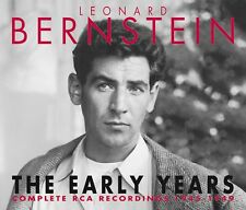 LEONARD BERNSTEIN-THE EARLY YEARS - COMPLETE RCA RECORDINGS...-JAPAN 4 CD K81