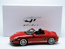 GT Spirit 2012 Porsche Boxster Spyder 987 Guards Red LE of 504 1/18 In Stock!