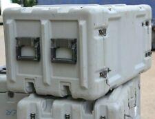 More details for hardigg pelican double end rackmount transport flight storage case 19