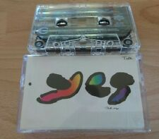 YES - Talk - Cassette/Tape - Tested