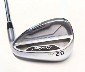 Cleveland CBX Wedge / 52-11 / Dynamic Gold Wedge Steel