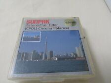 SunPak PicturesPlus CPOL Circular Polarizer 62mm