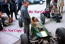 Jim Clark Lotus 33 Winner German Grand Prix 1965 Photograph 7
