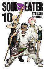 SOUL EATER VOL 10 ATSUSHI OHKUBO YEN PRESS  #smay17-126