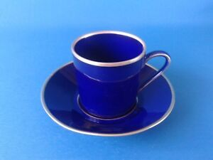 Limoges Veritable Cup and Saucer