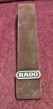 RADO 1970s-80s Orologio Display Esposizione Negozio
