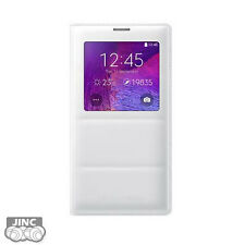 Original Samsung SM-N910S Galaxy Note4/Note 4 SVIEW/S-VIEW Flip Cover Case