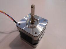 NEW Nema 17 Stepper motor 76oz/in, w/FLAT CNC Robot Reprap Makerbot  Arduino 11V