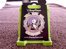Disney * JACK SKELLINGTON - TALL DARK AND GRUESOME * NBC Villain Trading Pin