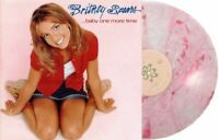 Britney Spears - Baby One More Time Exclusive Clear Pink Splatter Vinyl LP