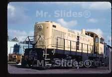 Original Slide General Electric ALCO S2 13 In 1975 At Cleveland OH