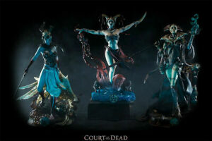 Court of the Dead PVC Statue 33 cm