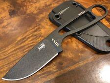 ESEE Knives Izula Black Black Sheath ESEE-IZULA-B Authorized Dealer