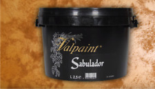 Pittura decorativa murale SABULADOR VALPAINT 1Lt sabbia colore base