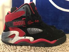 Patrick Ewing Rogue, 1EW90101-004, Black/Red, Men's Basketball Shoes, Size 13