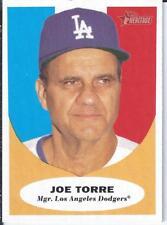 Joe Torre 2010 Topps Heritage