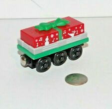 Thomas Friends Wooden Railway Train Tank Engine Christmas Musical Gift Car Bells