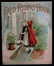 Little Red Riding Hood - McLoughlin Bros. - SC 1899