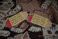 Arts Crafts Mission Style Home Decor Plaques Signs Ebay