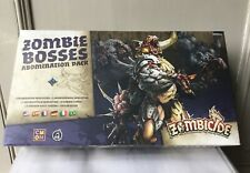 Zombicide Zombie Bosses Abomination Pack [Multilang] - Boardgame Figures