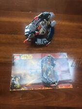 Lego 7252 Droid Tri Fighter, 100% Complete