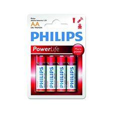 Pila Alc.lr-3 Power Life (blister 4uds)philips