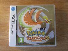 Pokemon Heart Gold version - Nintendo DS game - DSi 2DS 3DS heartgold