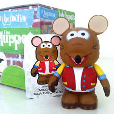 """DISNEY VINYLMATION 3"""" MUPPETS SERIES 1 RIZZO THE RAT MOUSE COLLECTIBLE TOY NEW"""