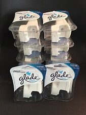 Glade Plugins Scented Oil Warmer - Lot of 10 White - Fragrances Sold Separately