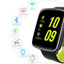 GV68 Sports Smart Watch IP68 Heart Rate MTK2502 Tracker Sleep Monitor Pedometer