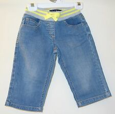Brand New Mini Boden Cropped Rib Waist Jeans ~ Size 1.5Y / 18M