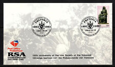 RSA DSC s161 Pretoria 19.10.1992 The Law Society Transvaal sculptures