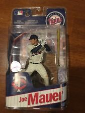 Joe Mauer McFarlane MLB 27 Collection - Minnesota Twins