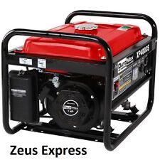 Portable Generator 4000 Watt DuroMax 7 HP Gas Powered Home RV Camping Tools